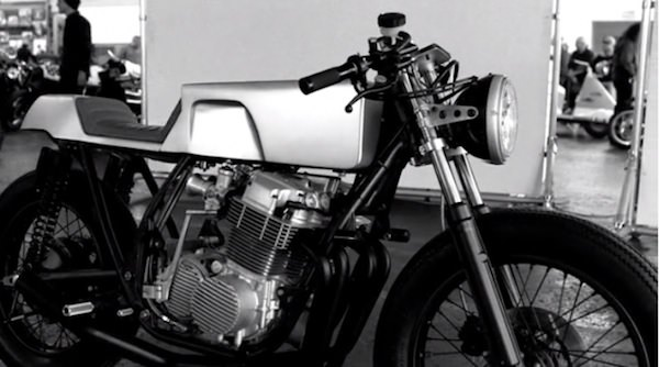 мотоцикл из Mac Pro