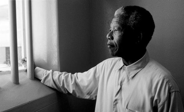 страница памяти Нельсона Манделы