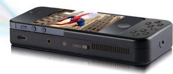 Обзор минипроекторов для iPhone