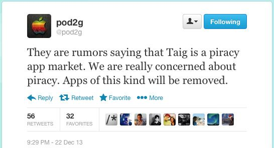 pod2g: They are rumors saying that ... 2013-12-22 21-34-41