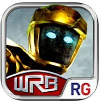 real steel world robot boxing for iphone ipad