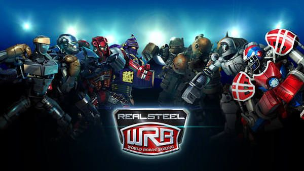 real steel world robot boxing для iphone ipad
