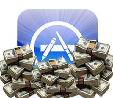 доход приложения для iPhone