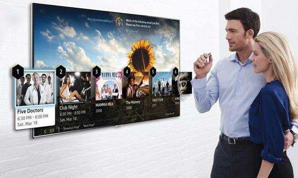 Smart TV от Samsung