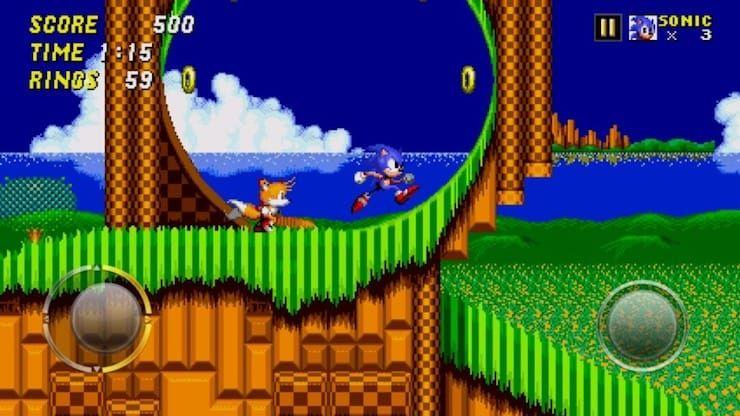 Sonic the Hedgehog 2 для iPhone и iPad