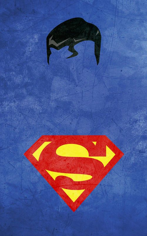 superman обои iOS