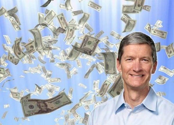 Тим Кук заработал в 2013 году 4,25 млн