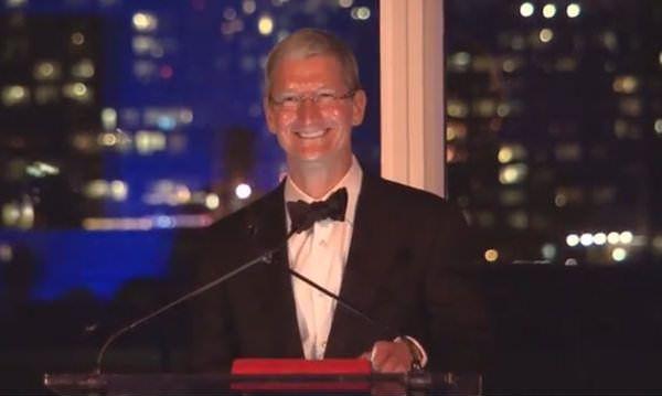 Тим Кук награжден Lifetime Achievements Awards