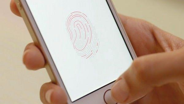 смартфон G3 со сканером отпечатков пальцев