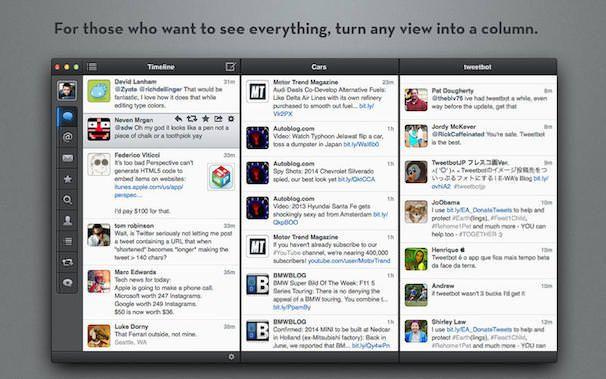 tweetbot для mac - twitter для OS X