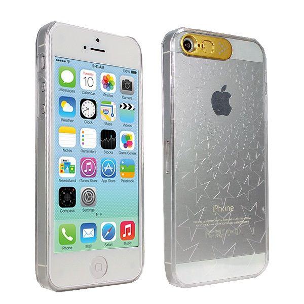 Светящийся чехол для iPhone 5s и iPhone 5c