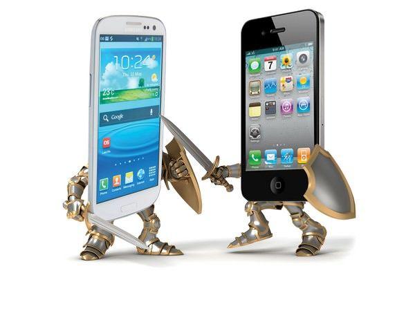 Apple предлагает Samsung перемирие в патентной войне