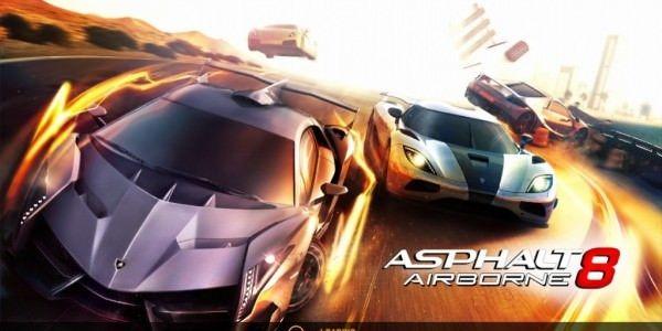 Обновление Asphalt 8: Airborne