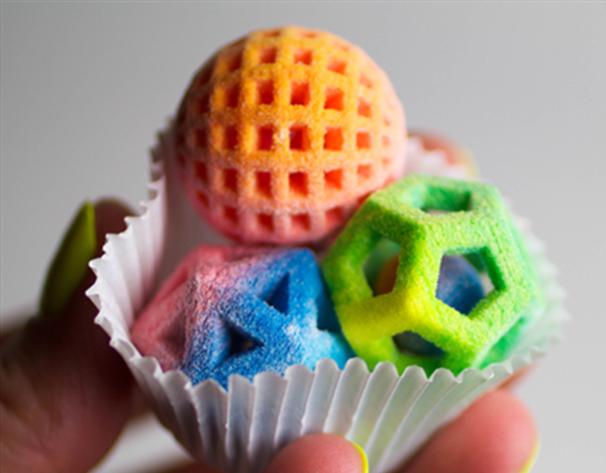3D-принтеры ChefJet