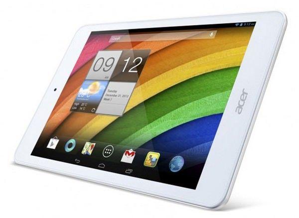 Acer выпустила копию iPad mini