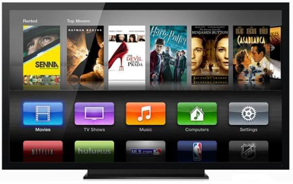 Apple_TV_ interface