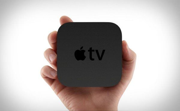 AppleTV with App Store