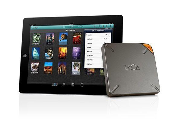 Fuel with iPad