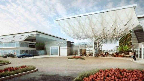 Google построит частный аэропорт