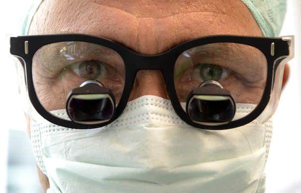 iPad в хирургии