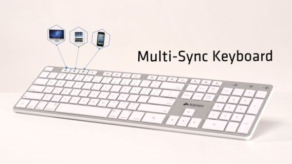 Kanex беспроводная клавиатура