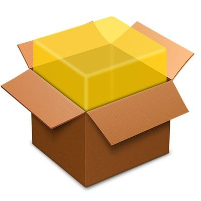 Package Icon os x