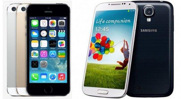 Продажи iPhone и iPad в четвертом квартале 2013