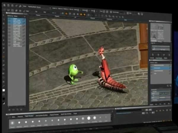 Pixar Mac Pro