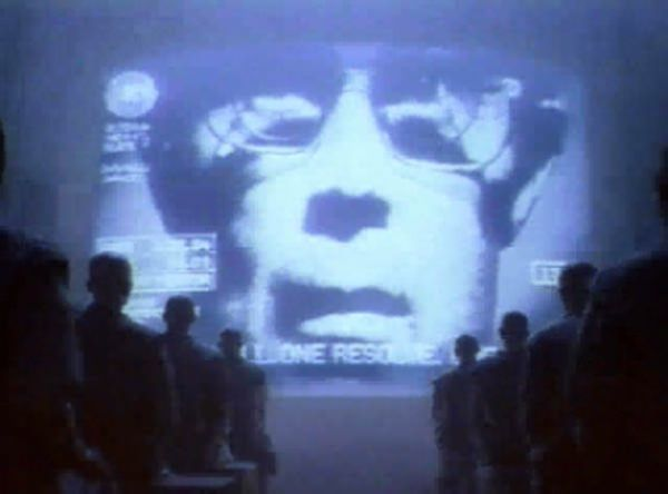 реклама apple 1984