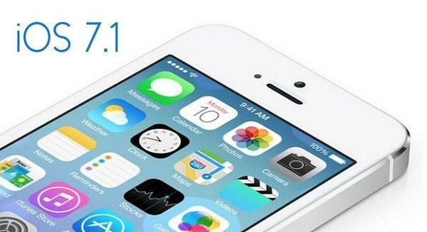 приложение телефон в iOS 7.1