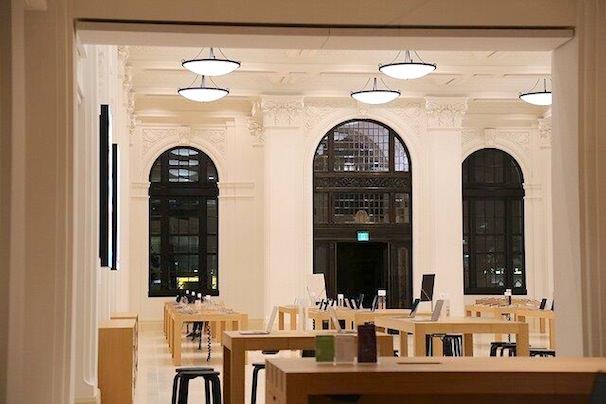 Apple Store в Брисбане