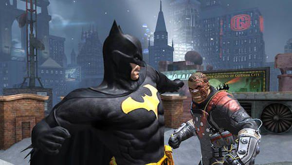Batman Летопись Аркхема для iPhone и iPad
