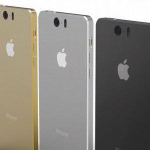 Концепт iPhone 6 с iOS 7.2 на борту