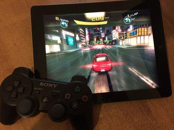 Controllers for All – поддержка PS3-контроллера