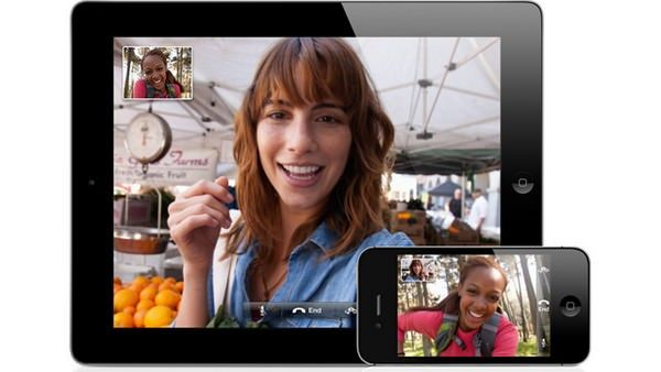 Apple улучшит качество видеосвязи по FaceTime