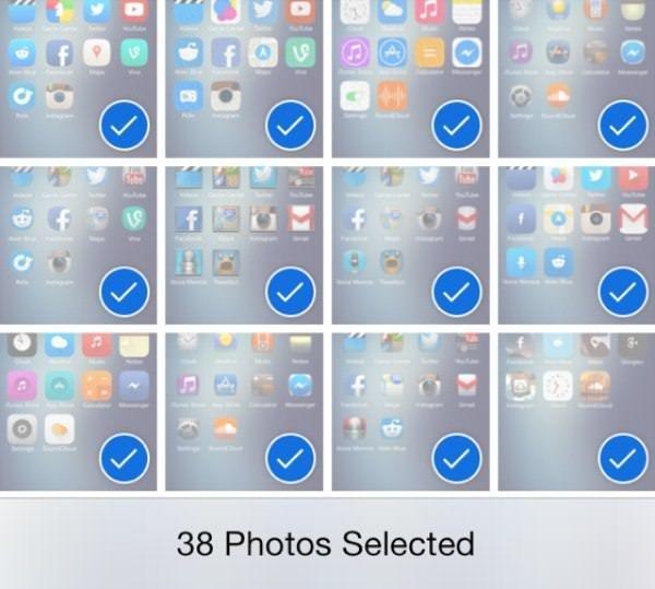 WhatsApp безлимитные фотографии