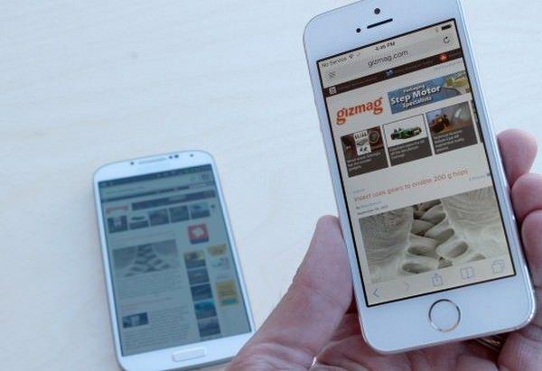 Показатели Apple и Samsung на ключевых рынках ослабевают