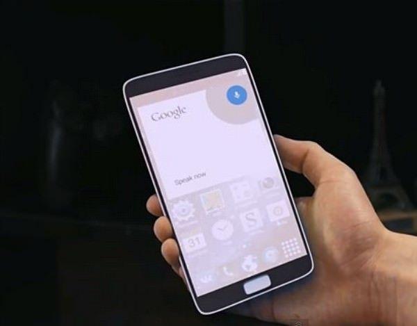 Концепт Galaxy S5 с дактилоскопическим датчиком