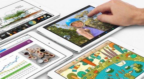 iPad - самый популярный планшет