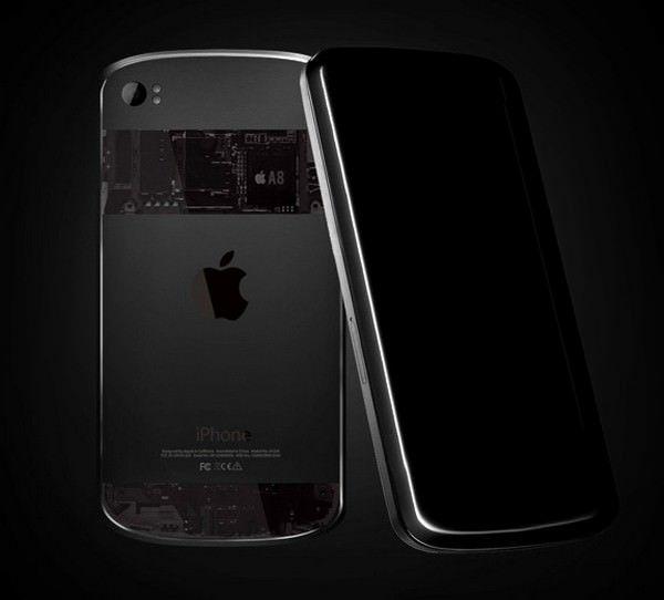 Концепт iPhone Pro