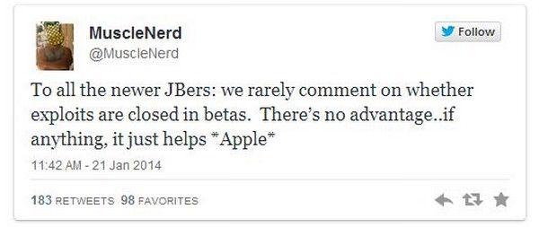 Закрывает ли iOS 7.1 beta 4 уязвимости