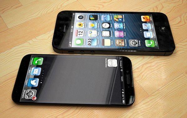 Какой размер дисплея Вы хотели бы видеть в iPhone 6