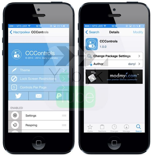 CCControls iOS 7