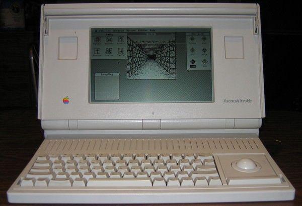 Легендарные компьютеры Apple