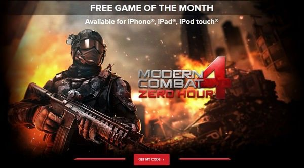 Скачать бесплатно Modern Combat 4: Zero Hour