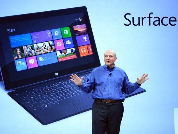 Microsoft снова снижает цены на планшеты Surface