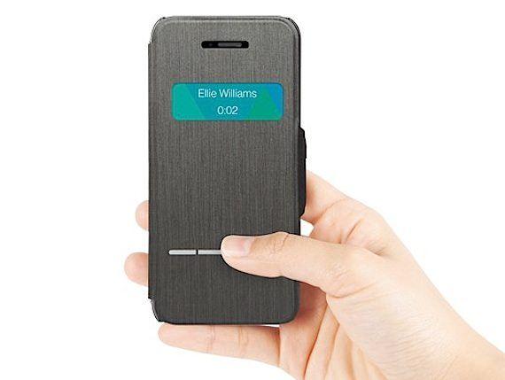 moshi - чехол для iPhone 5 с сенсором