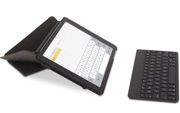 moshi versakeyboard клавиатура-чехол для ipad air