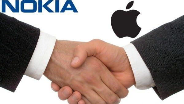 Сделка между Apple и Nokia