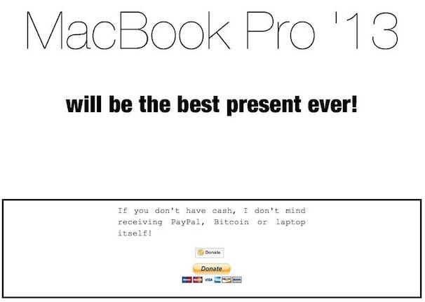 Рома едзе mac book pro qr код